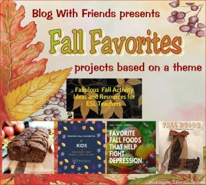 November Fall Favorites Challenge