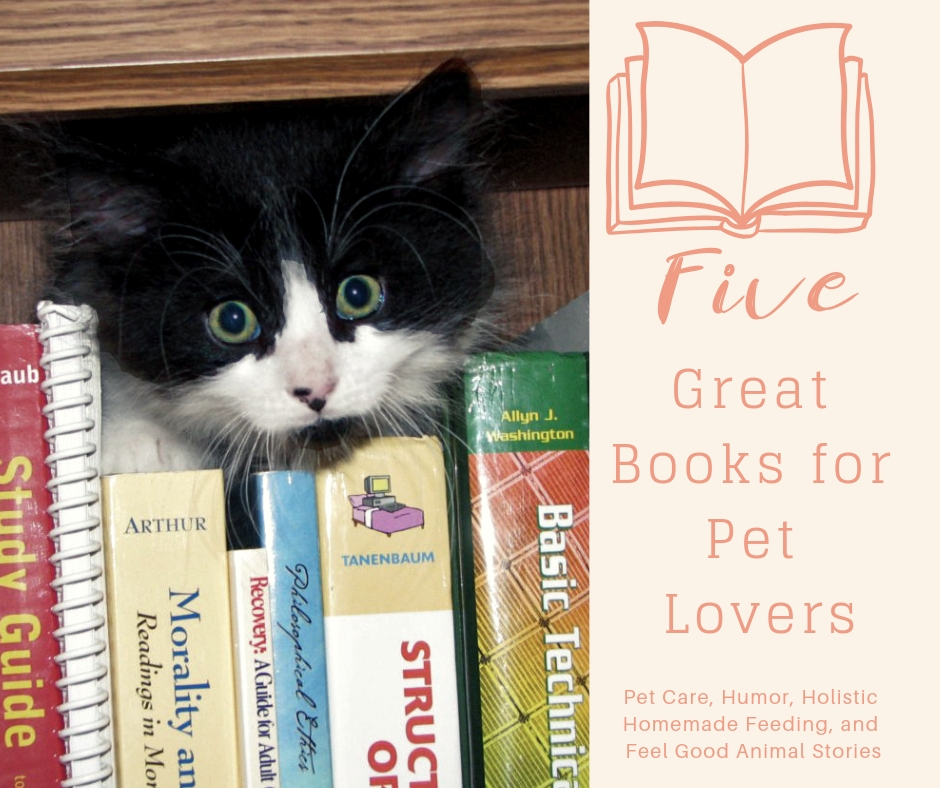 5 great books for pet lovers