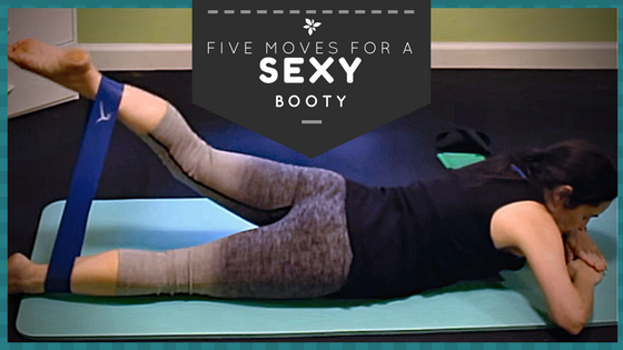 5 moves to a Sexy Booty