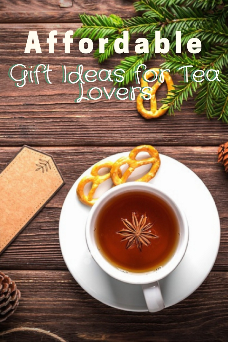 Tea is good for the mind, the body, and the soul! Know any tea lovers? Here are 5 perfect gifts for tea lovers on your list.