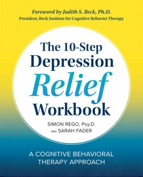 Depression Relief Workbook cover