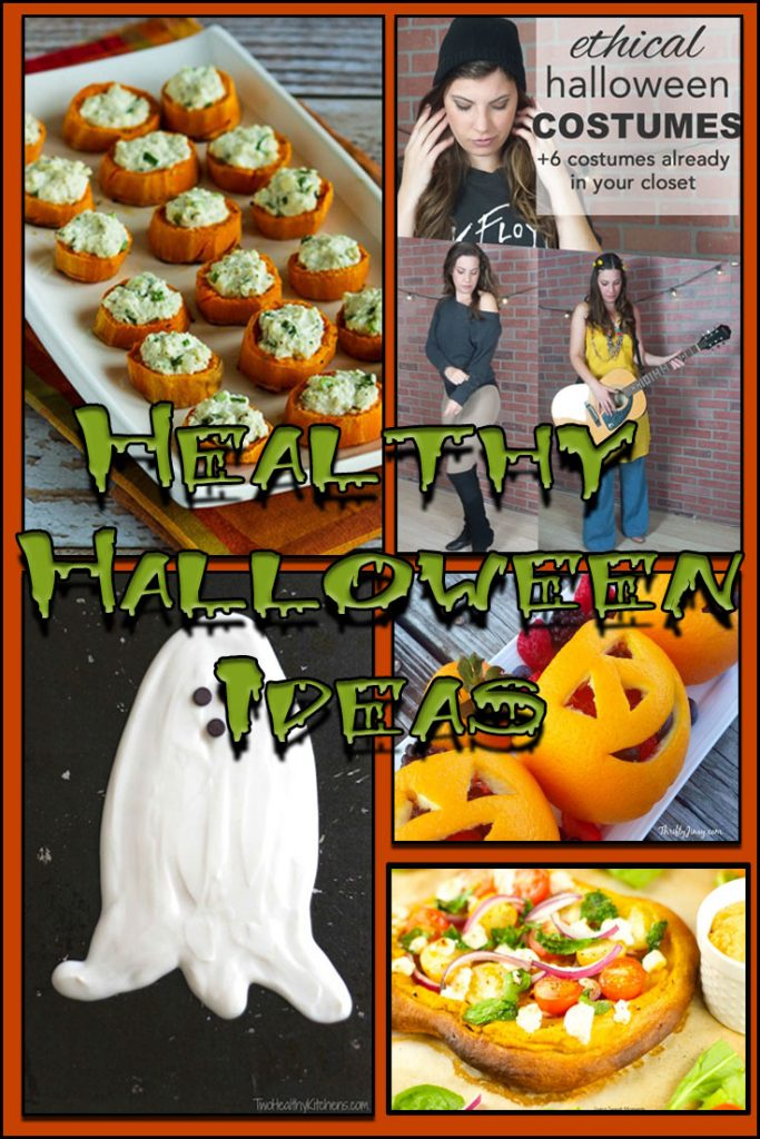 Healthy Halloween Ideas