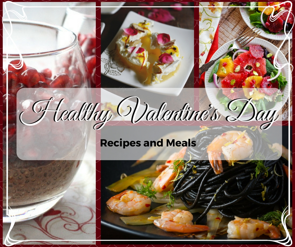 A Healthy Valentine's Day Is Good For Your Heart • TaylorLife