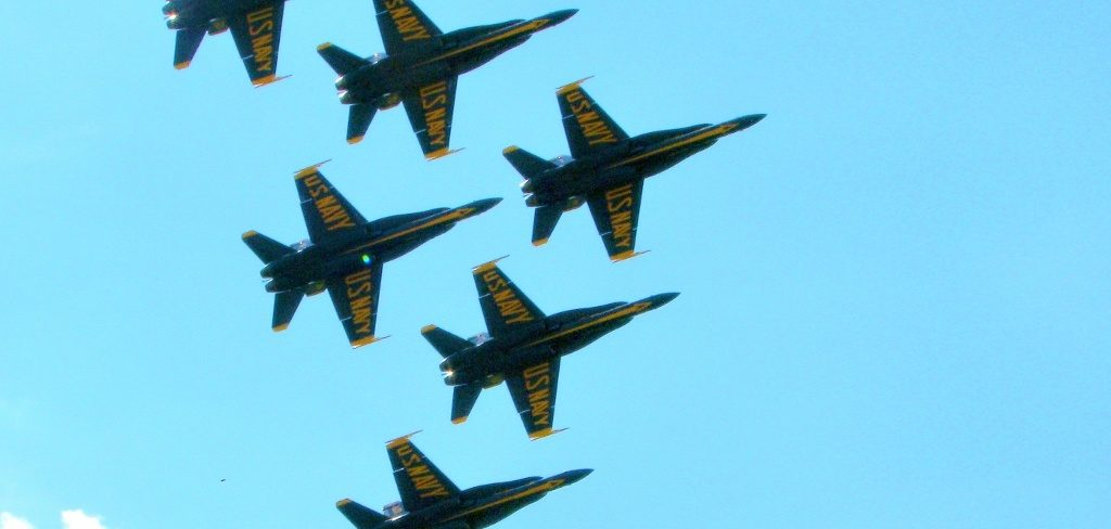 Pensacola - Home to the Blue Angels