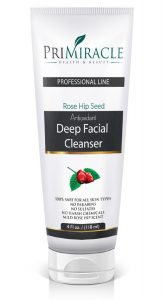 Primiracle Deep Facial Cleanser for Healthy Skin