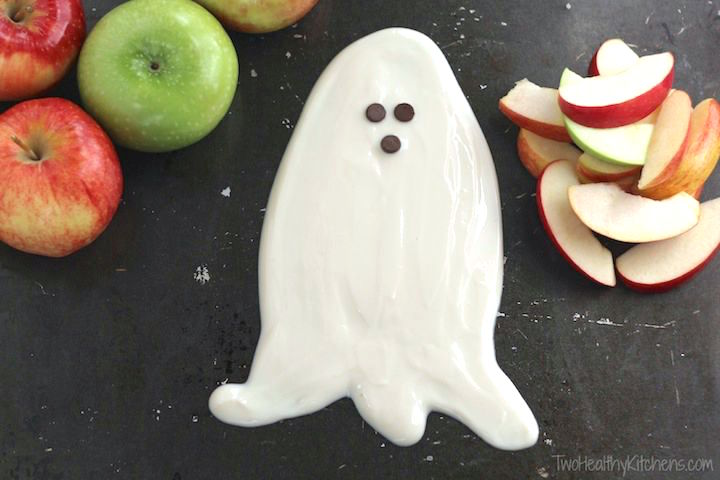 Healthy Ghost Dip
