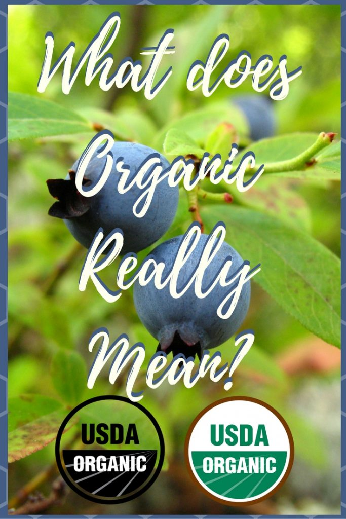 What does USDA Organic really mean? Are there different categories of organic food? Can Organic food have GMO?