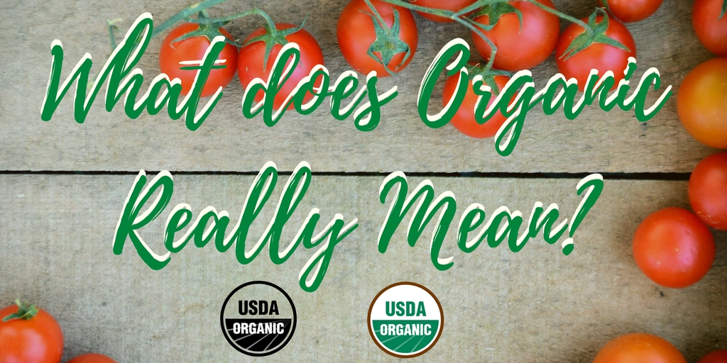 What does the Organic Label Really Mean?