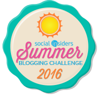Summer Blogging Challenge